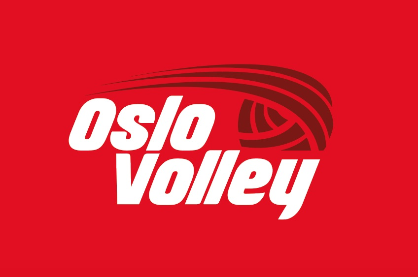 Oslo Volley logo